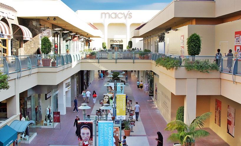 5b92f324acd Shopping Fashion Valley Mall em San Diego