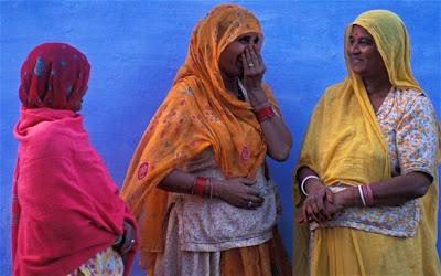 asara village in india women
