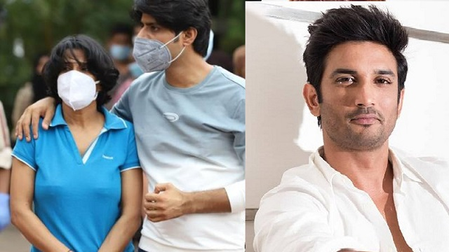 Sushant's sister left after recording statement in ED office, was questioned for 9 hours