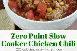 Zero Point Weight Watchers Spicy Chicken Chili