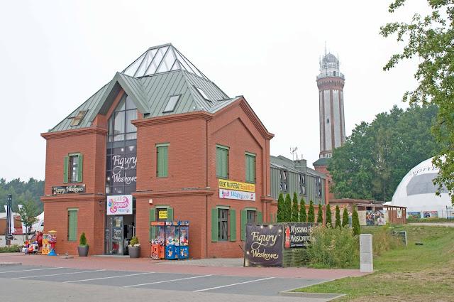 muzeum figur woskowych w Niechorzu