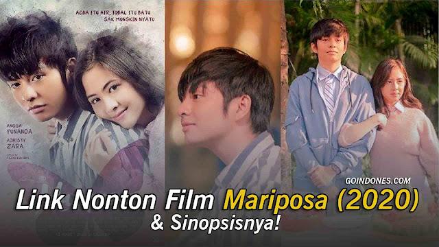 Link Nonton Film Mariposa 2020 Sinopsisnya Goindones Com