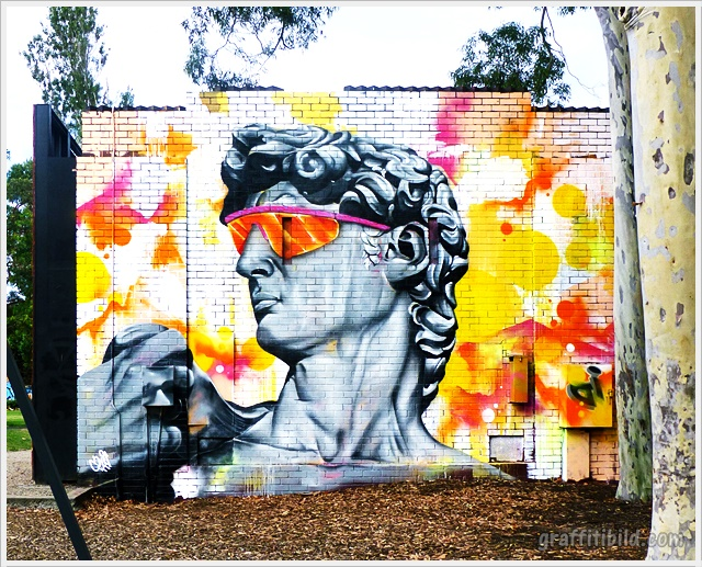 Street Art, Graffiti Melbourne