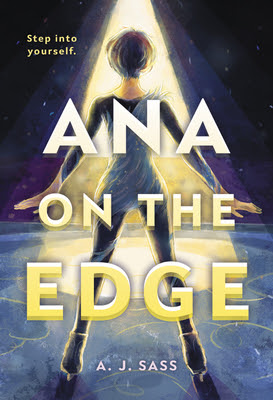 ana on the edge a.j. sass