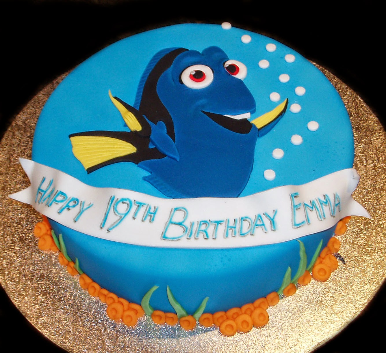 dory birthday cake nada s cakes june 2014 3656