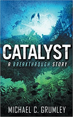 book review: Catalyst, by Michael Grumley
