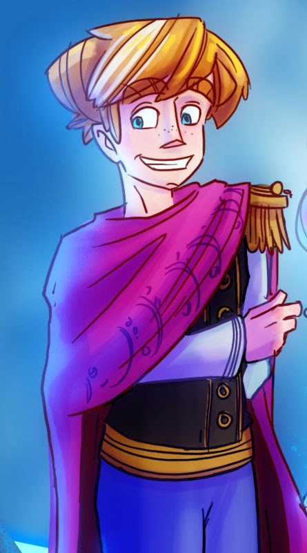 Your Daily Dose Of Naterade Frozen Genderbend