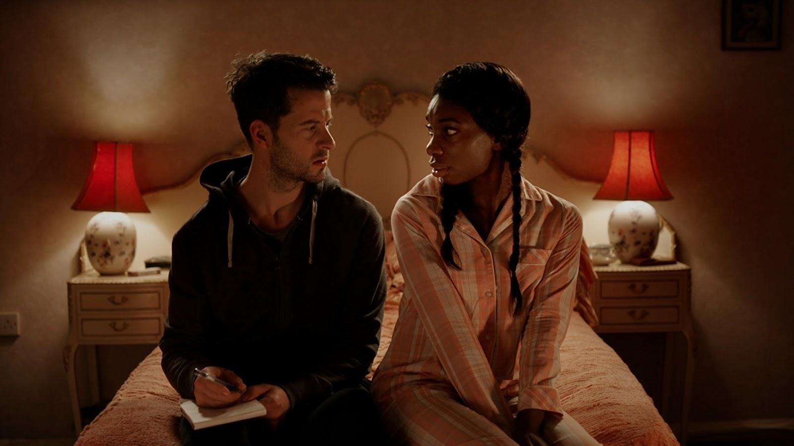 Tracey y Connor en 'Chewing Gum'