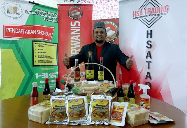 HSA Cheaper Mart Tawar Aneka Produk Usahawan Muslim Bawah satu Bumbung