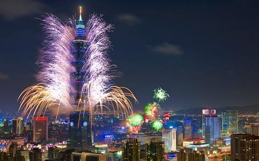 New Years Eve Taipei 2019