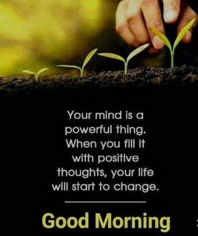 Good Morning New life Quotes