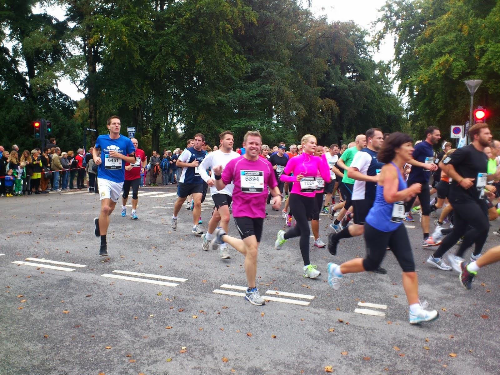 powerade half marathon copenhagen