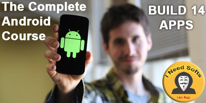 The Complete Android Developer Course - Build 14 Apps Comp