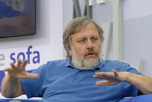 """""""!Es la economía política estúpido!"""" por Slavoj Zizek"""
