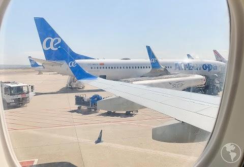 Experiência | Como é voar Air Europa da Europa para o Recife