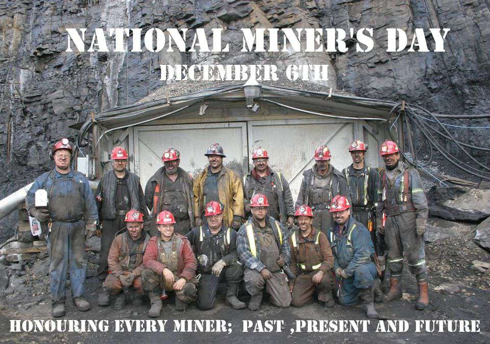National Miners Day Wishes pics free download