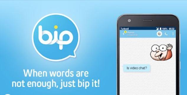 Bip تطبيق المحادثة الأفضل للانتقال إليه بعد أزمة الواتساب