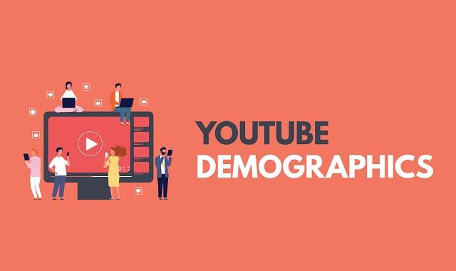 Youtube Demographics #infographic