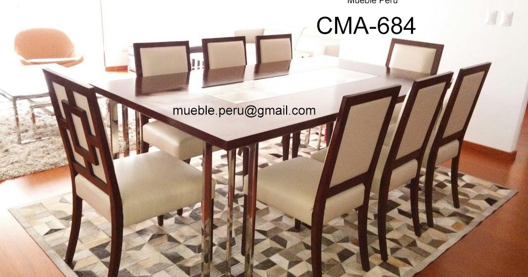 Mueble Peru Comedores