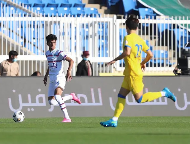 فوز أبها على النصر 2-1 في الجولة السادسة من الدوري السعودي