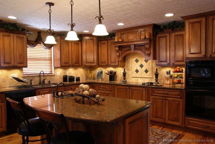 Best Kitchen Decorating Ideas With Black Appliances