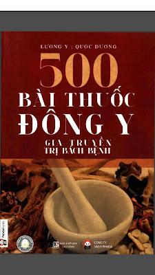 [EBOOK] 500 BÀI THUỐC ĐÔNG Y GIA TRUYỀN TRỊ BÁCH BỆNH, LY. QUỐC DƯƠNG, NXB LAO ĐỘNG