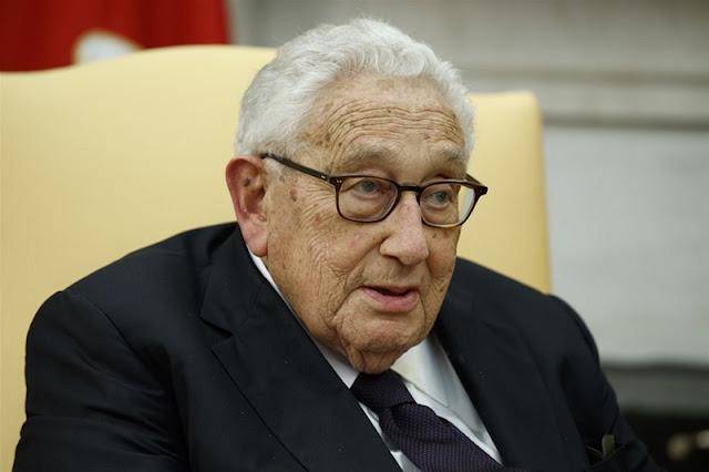 Ο φόβος του Κίσινγκερ στις ελληνοτουρκικές σχέσεις…