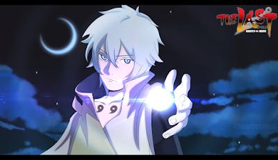 yang tiba ke Bumi ribuan tahun yang kemudian 8 Anggota Klan Otsutsuki yang muncul dalam dongeng Naruto