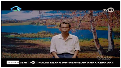 TVRI Nasional menyiarkan kembali film-film Indonesia