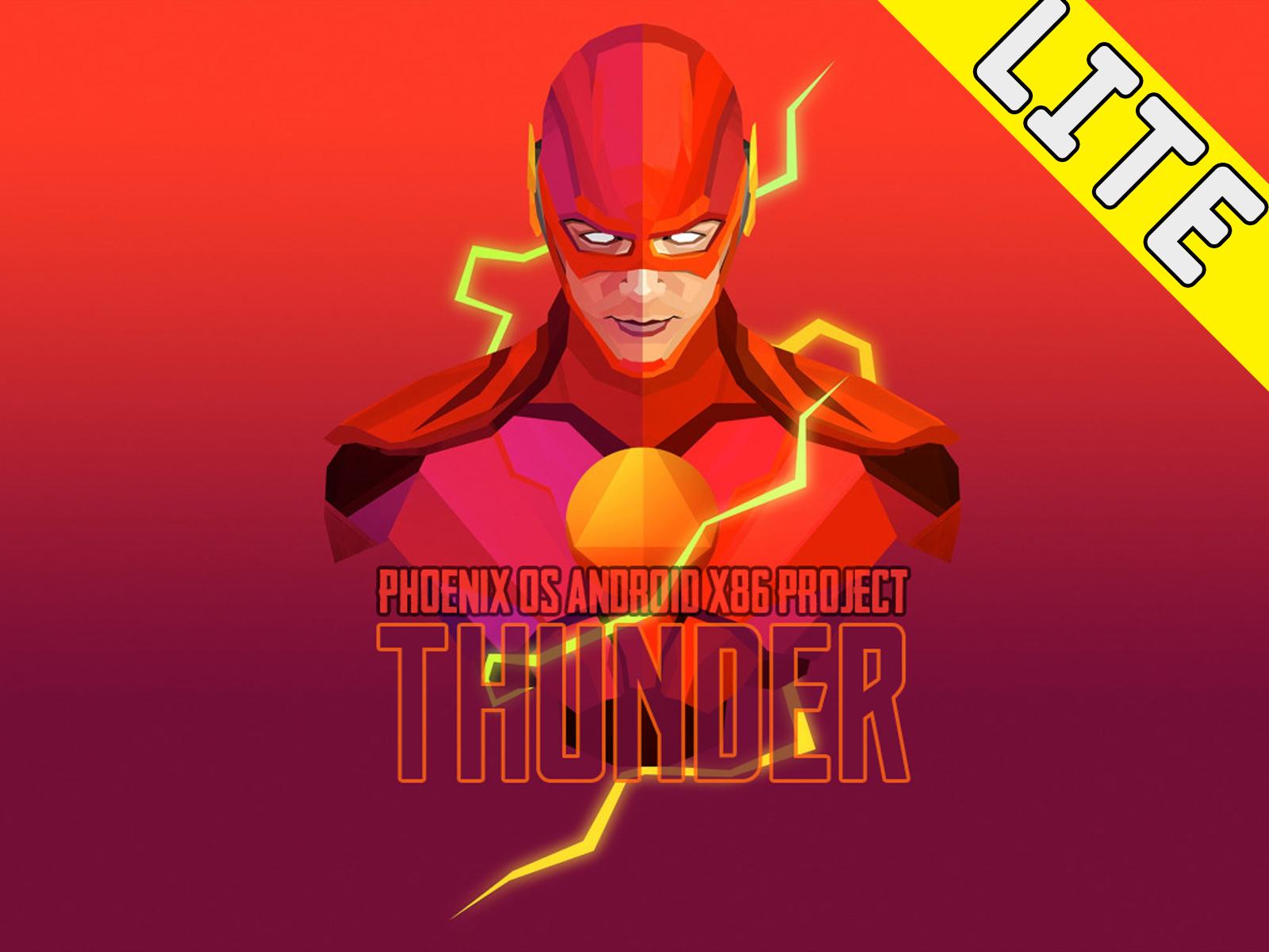 Phoenix OS Thunder
