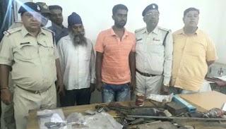 सेंधवा पुलिस को मिली बड़ी सफलता, अवैध हथियार खरीदते एक व्यक्ति को पकड़ा