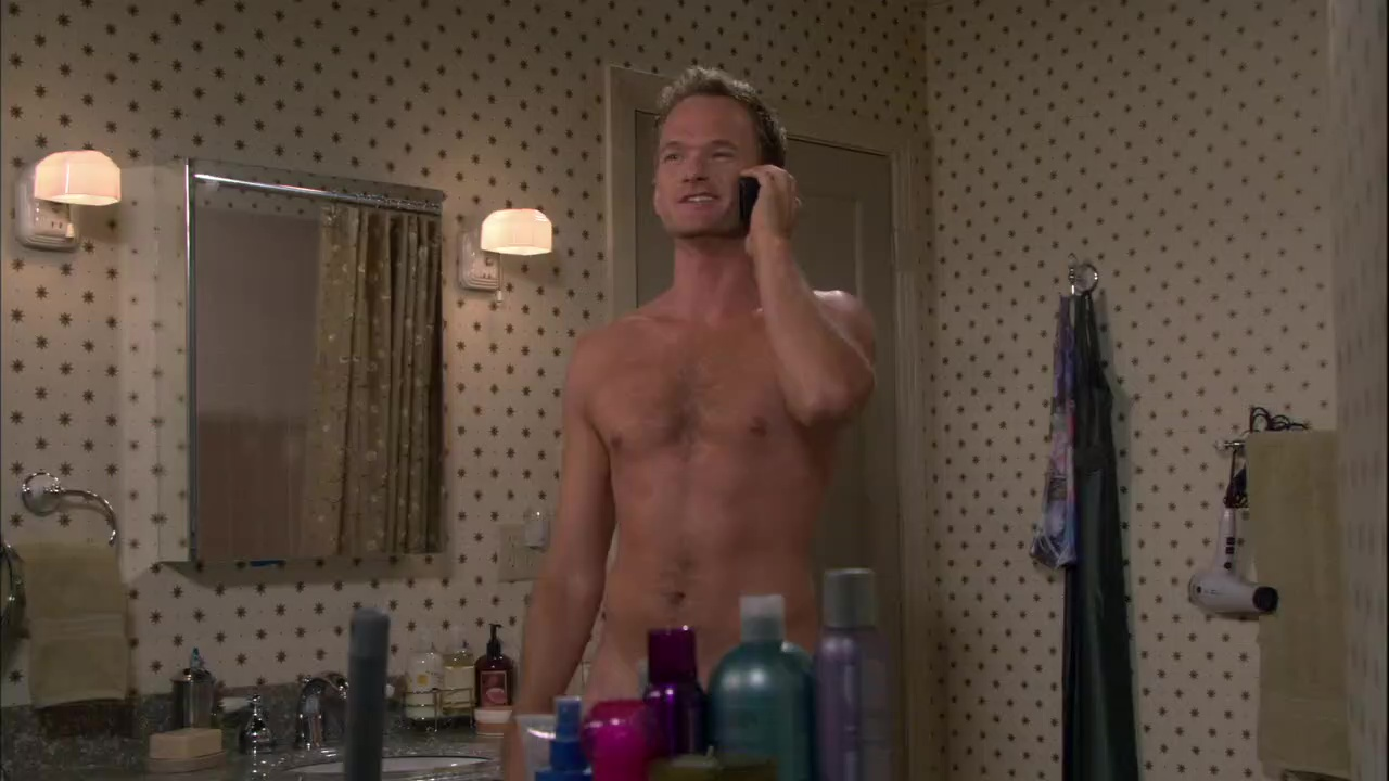 Neil patrick harris looks tired in naked selfie shared after hedwig and the angry inch performance