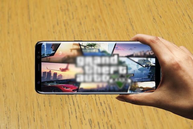 تحميل لعبة GTA 5 النسخة التجريبية للأندرويد | جرافيك خرافي حقا !