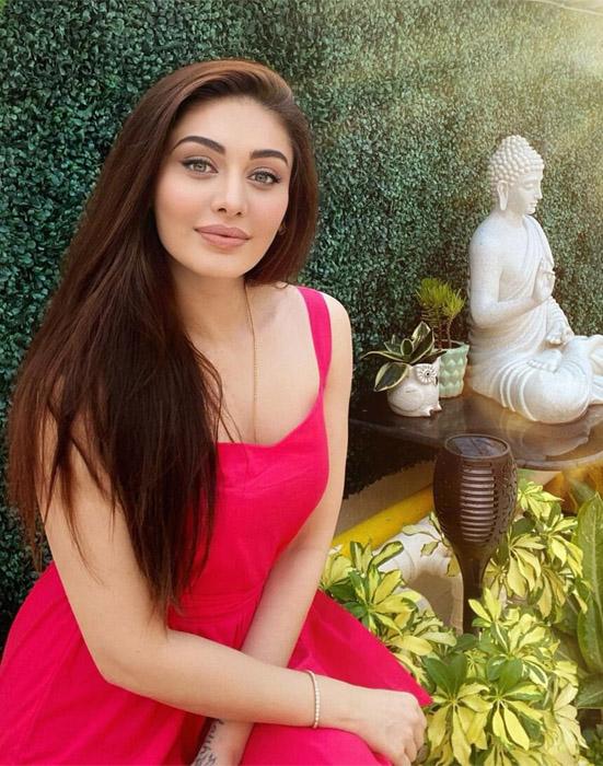 Shefali Jariwala  latest photo