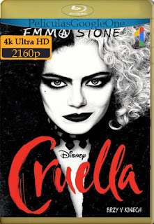 Cruella (2021) DSNP [4K WEB-DL HDR] [Latino-Inglés] [LaPipiotaHD]