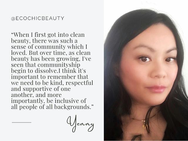 Yenny @ecochicbeauty