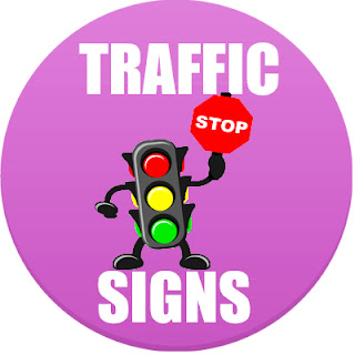 traffic signs in spanish