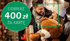 420 zł za kartę mamBONUS w BNP Paribas