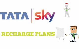 Tata Sky Recharge Plans