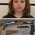"""LA NUEVA MODA!! Se compró un AK-47 y planeaba """"matar a 400"""" en su escuela en Oklahoma."""