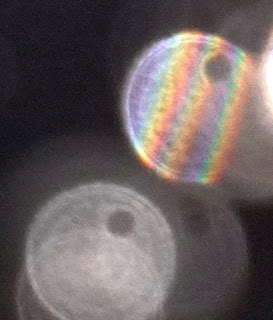 colorful orb stripes