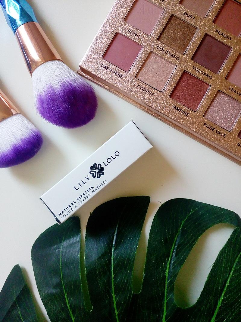 Naturalna szminka w odcieniu Nude Allure | Lily Lolo