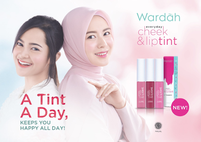 Wardah Liptint Everyday Cheek and Lip Tint