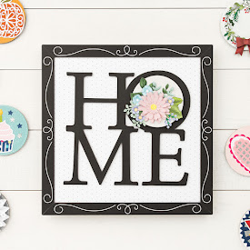 National Papercrafting Month: Home Sweet Home