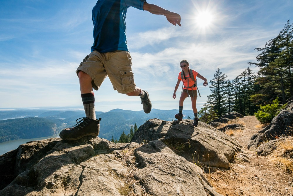 beginner hikes for the family around seattle