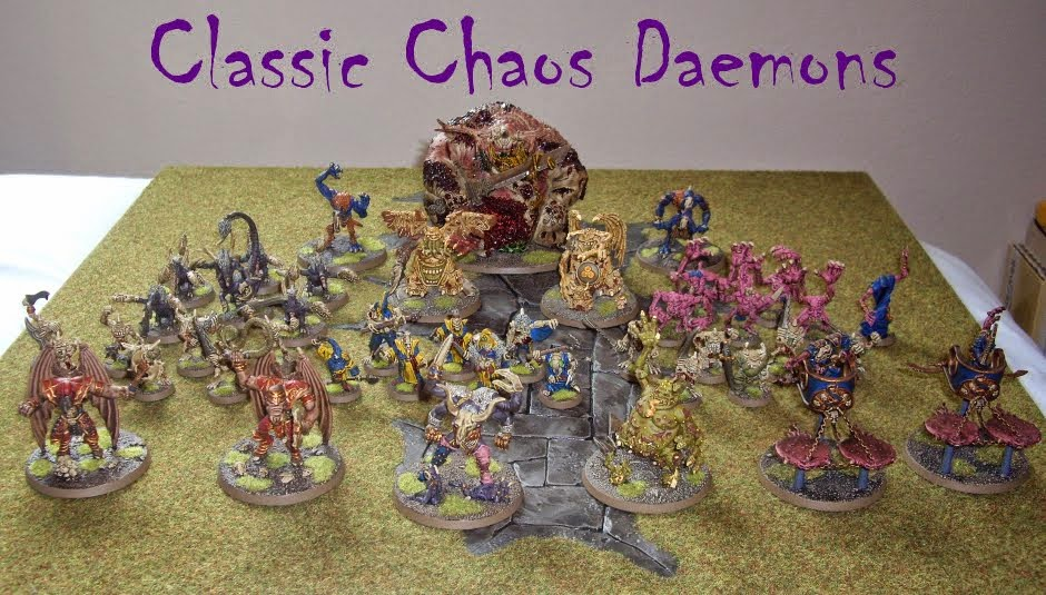 Classic Chaos Daemons