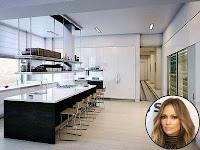 Inspirasi 8 Dapur Cantik Ala Artis Hollywood