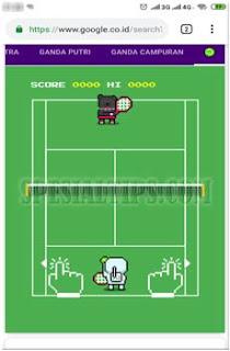 Cara Main Game Tenis 'Wimbledon' Google Di Smartphone Android