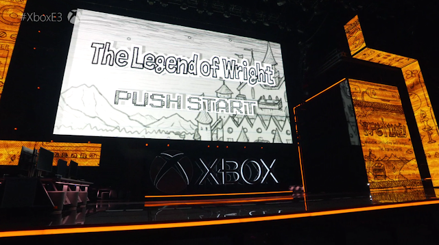 Microsoft Xbox E3 2019 The Legend of Wright