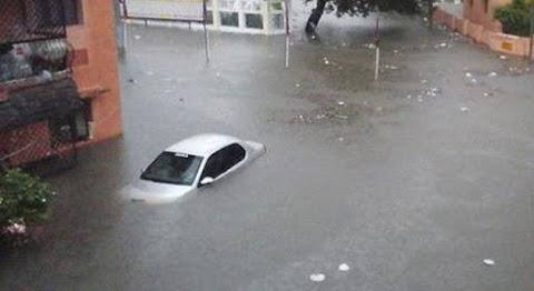 Pusztító vihar csapott le, menekítik otthonaikból az embereket